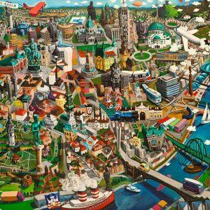 Beograd - Exciting Cities - Vuk Vuckovic